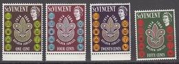 St Vincent 1964-65 Scouts/Gardens, Mint No Hinge, Sc# 216--223 - St.Vincent (...-1979)