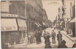 CETTE / SETE (34) - RUE ALSACE LORRAINE - Sete (Cette)