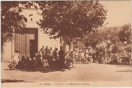 CETTE / SETE (34) - CORNICHE : LA CHAPELLE DU LAZARET - Sete (Cette)