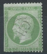 Lot N°35676  N°19, Oblit OR Dans Un Cercle - 1862 Napoleone III