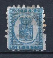 FINLANDIA) 1866-70 STEMMA USED UNIF. 8 - 1856-1917 Russian Government