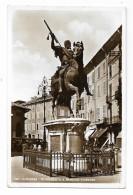 PIACENZA MONUMENTO A RANUZIO FARNESE VIAGGIATA  FP - Piacenza