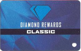 Desert Diamond Casino - Tucson, AZ USA - BLANK Slot Card - Casino Cards
