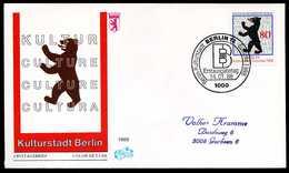 40081) Berlin - Michel 800 - FDC - Kulturhauptstadt Europas - [5] Berlín