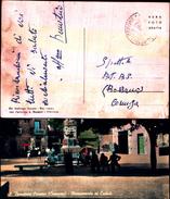 6191a)  Cartolina San Demetrio Corone-cs-m.ai Caduti Ed.ambrogio Sposato - Altre Città