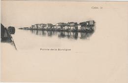 CETTE / SETE (34) - POINTE DE LA BORDIGUE - Sete (Cette)