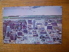 états-unis , Tennessee , Aerial View Of Downtown Memphis - Memphis