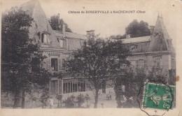 17V - 60 - Oise - Château De Robertville à Machemont - Non Classés