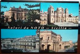 NOTO SIRACUSA SALUTI - Siracusa