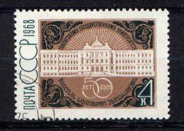 RUSSIE - 3393° - UNIVERSITE DE TBILISSI
