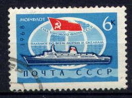 RUSSIE - 3406° - MARINE MARCHANDE SOVIETIQUE