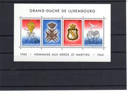 Luxemburg Block 14  **   (  N  6484   ) - Blocks & Kleinbögen