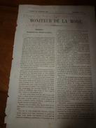 1864 Chasse Au Tigre Raconté Par Un British Soldier;Château D'Heidelberg ;Etrange île De Whytootacke (archipel De Cook) - Vieux Papiers