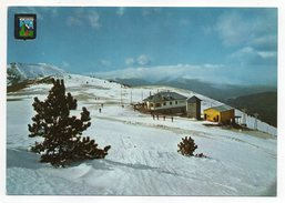 Espagne--LA MOLINA --Pyrénées Cantalans --Costa Rasa (2073m)  Cpm N°2970 éd FISA - Gerona