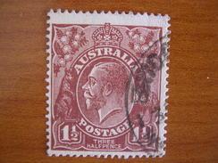 Australie N° 20 Obl - Used Stamps