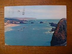"états-unis , Oregon Coast , Near Seal Rock """" Beaux Timbres """" - Etats-Unis"