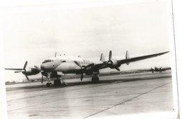 PHOTO AVION  LOCKHEED CONSTELLATION SAR  12X8CM - Aviation