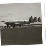 PHOTO AVION  LOCKHEED CONSTELLATION SAR  8X8CM - Aviation