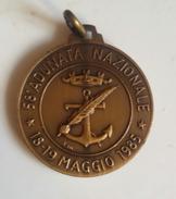 58^ADUNATA NAZIONALE ALPINI - 18-19 MAGGIO 1985 - LA SPEZIA - Italia