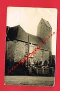 [61] Orne -> SAIRES LA VERRERIE ...RARE***** Carte Photo ... L'Église ...( En L'état ) - Autres Communes