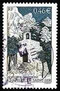 FRANCE 2002 - Y&T  3496  -  Chapelle De Saint Ser  -  Oblitéré - Used Stamps