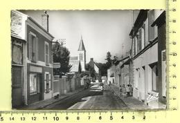 CPM, AUFFARGIS: Grande Rue - Auffargis
