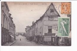 20 - PONT-DE-L'ARCHE - Vielle Maison - France