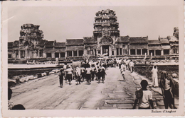 Asie :  Cambodge ,   Ruines D ' Angkor - Cambodia