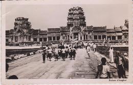 Asie :  Cambodge ,   Ruines D ' Angkor