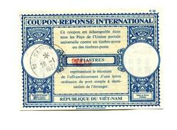 !!! COUPON REPONSE INTERNATIONAL DU VIET-NAM CACHET DE SAIGON DU 28/1/1967 - Vietnam