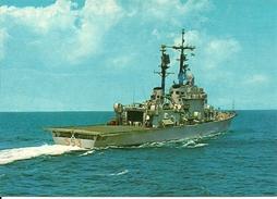 """Incrociatore """"Andrea Doria"""" In Navigazione, 553, Marina Militare Italiana - Guerra"""