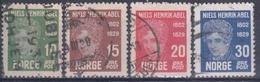 NORUEGA 1929 Nº 141/44 USADO - Noruega