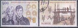 NORUEGA 2007 Nº 1562/63 USADO - Grecia