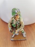 Figurine Paratrooper USA 1944 Delprado - Militaires