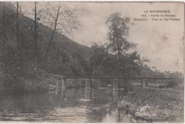 BERJOU - ( Orne ) - Vallée Du Noireau - Pont Du VAL-PICHARD - France