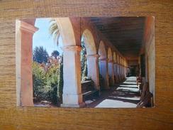 états-unis , California , Santa Barbara Mission - Santa Barbara