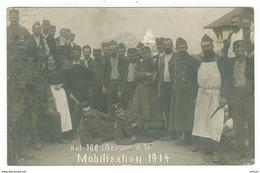 Militaire // Armée Suisse // Carte Militaire //  Guerre 1914-18 - Weltkrieg 1914-18