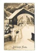 Joyeux Noël - Crèche Et Anges - 796 - Sonstige