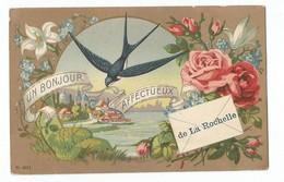 Un Bonjour Affectueux De La Rochelle - La Rochelle