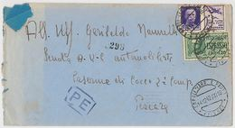 ESPRESSO 1942 AFFRANCATURA PROPAGANDA (RL139 - 1900-44 Victor Emmanuel III.