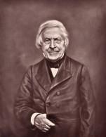 France Historien Jules Michelet Portrait Galerie Contemporaine Ancienne Photo 1875