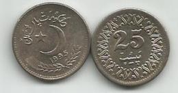Pakistan 25 Paisa 1995. KM 58 UNC - Pakistan
