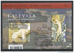 Finlande 2004 Bloc  Oblitéré N°33 Mythologie