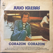 LP Argentino De Julio Iglesias Año 1975 - Vinyl Records