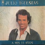 LP Argentino De Julio Iglesias Año 1977 - Vinyl Records