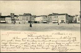Saint Nicolas : La Grand'Place SUGG N° 6 - Sint-Niklaas