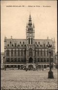Saint Nicolas : Hôtel De Ville - Stadhuis - Sint-Niklaas