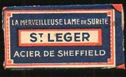 L058  Lame Saint Leger - Rasierklingen