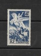 FRANCE 1944  Libération  YT 669 NEUF** SANS Charnière /C. 2017 = 0.50  Euros - Nuevos