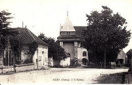 89 . Yonne :  Héry : L ' église .